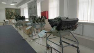 Посещение музея ВВС пгт. Монино